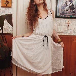 Hunter for Target Drawstring Waist Mesh Dress 3X